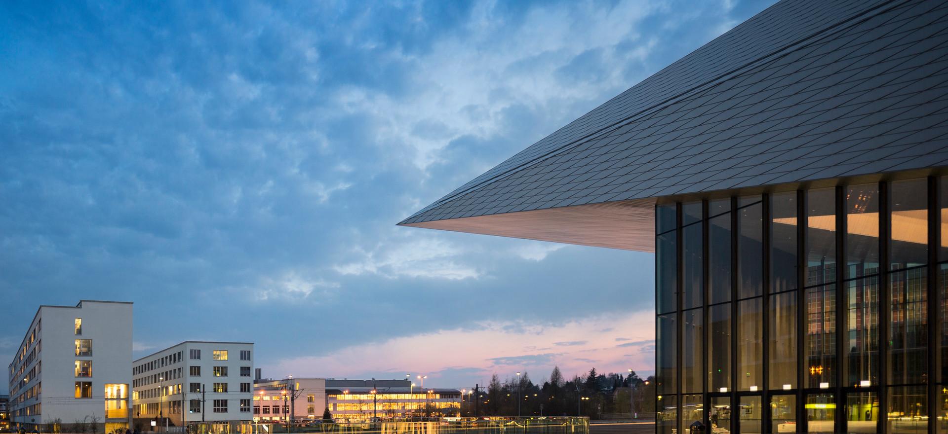 Lausanne SwissTech Convention Center