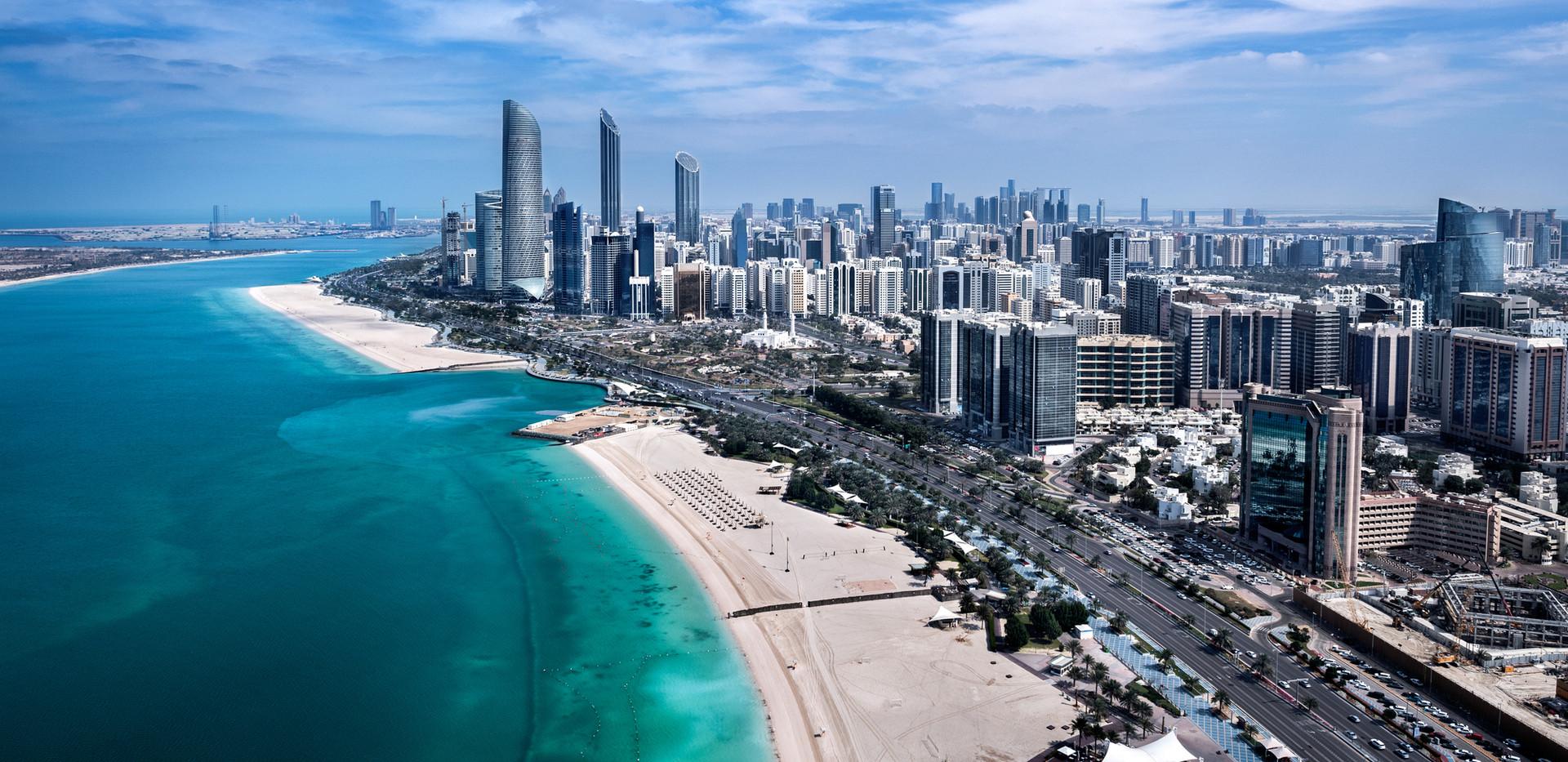Abu Dhabi Shoreline