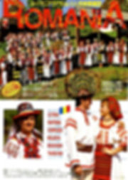 Folklore Report 1994 maramures Romania Folk dances