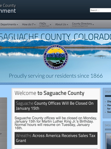 SaguacheCounty.net