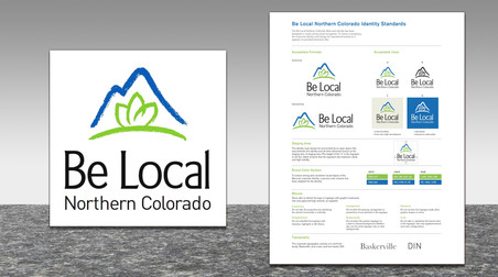 Be-Local Visual Standards Manual