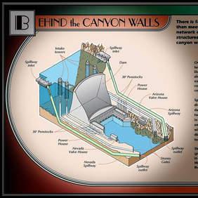Hoover Dam Graphics