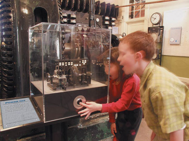 FALL RIVER HYDRO PLANT MUSEUM