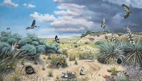 Upland Prairie Mural