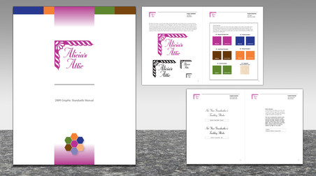 AliciasAttic Brand & Visual Standards Manual