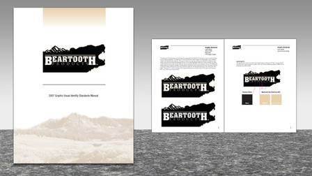 Beartooth Products - Visual Standards Manual
