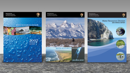 National Park Service Annual Reports