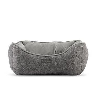 Micro Plush Reversible Cuddler Bed