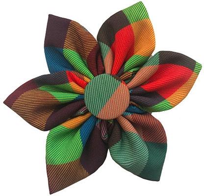 Fall Check Pinwheel