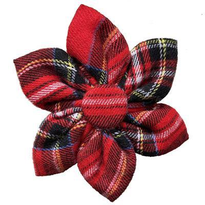 Royal Tartan Pinwheel