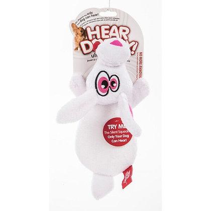 Hear Doggy! Flatties -Rabbit