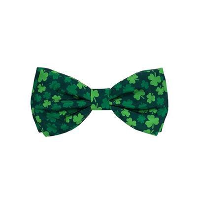 Lucky Shamrock Bow Tie