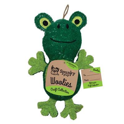 Mini Woolies Frog