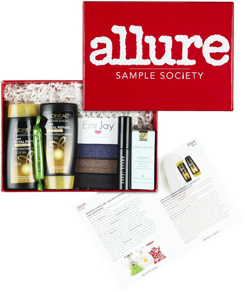 Allure The Perfect Gift Box for MOM!!