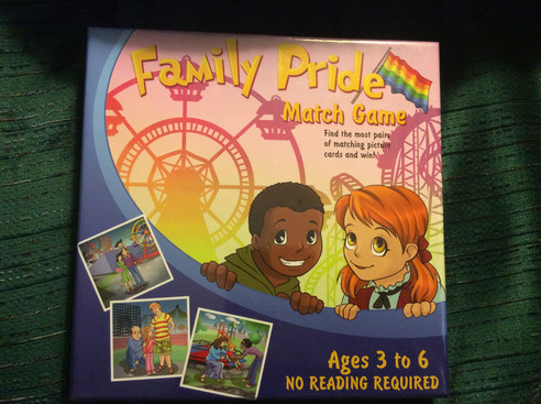 NEW!!  Game of Family Diversity