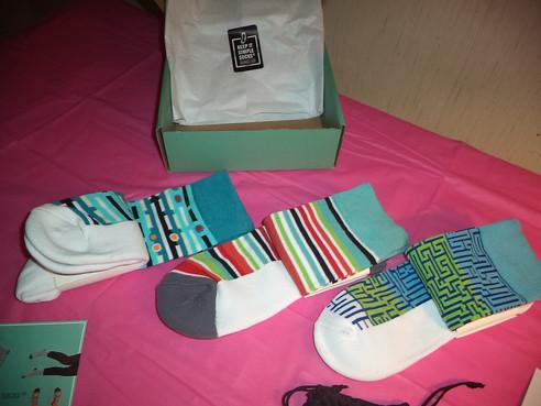 Keep It Simple Socks...