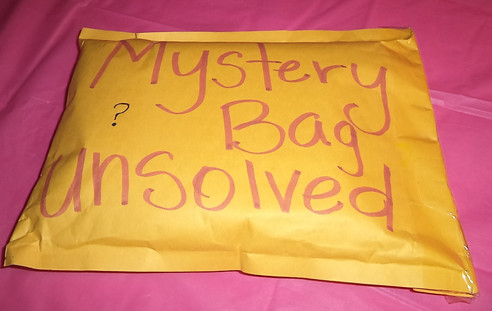 Mystery Bag Unsolved
