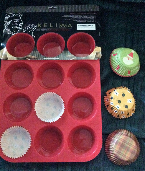 Cupcakes, Muffins, Mini Meals Oh My!!!