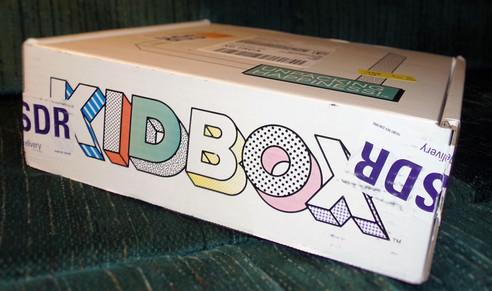 Kid Box A Moms Best Friend!!