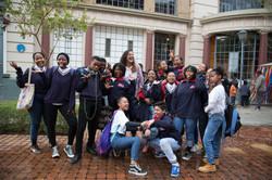 Engaging with youth at SA Book Fair