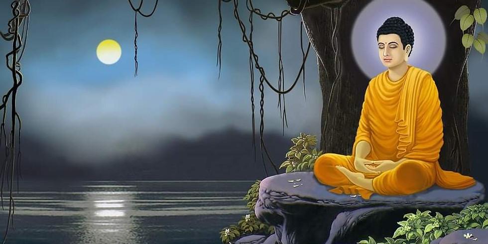 Úplňková jóga s meditací/OBSAZENO