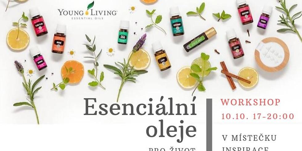 Esenciální oleje pro ŽIVOT