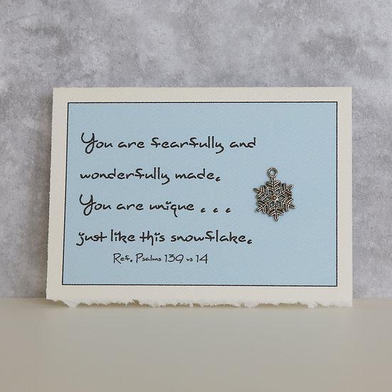 You are unique -- Ps. 139:14