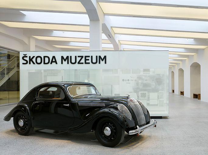 Skoda car museum