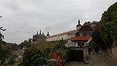 View of St.Barbora's