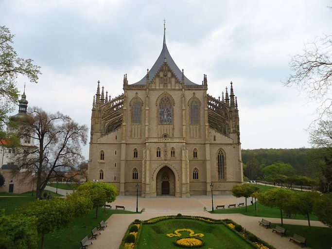 St Barbora's Cathedral