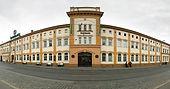 Staropramen brewery