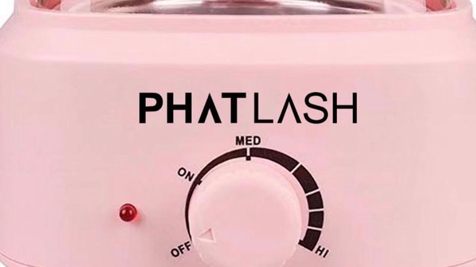 PHATLASH PINK WAX POT