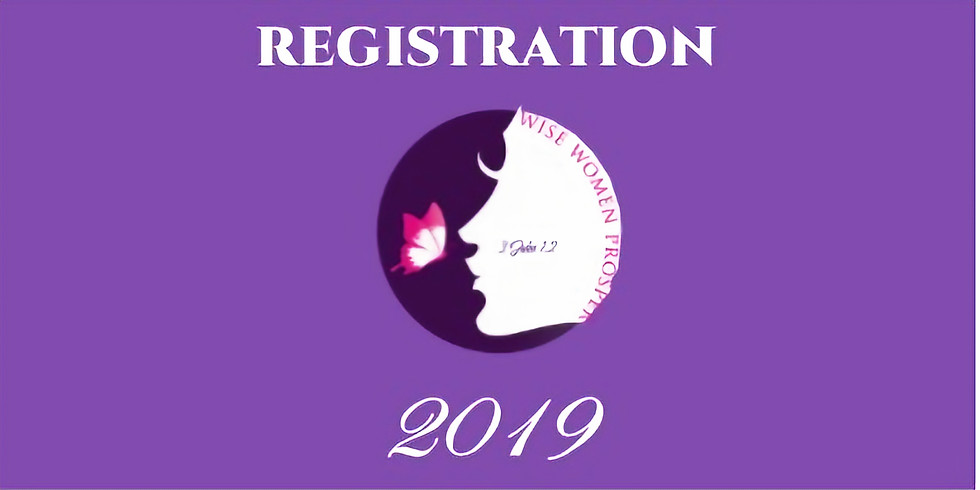 Registration - September 2019