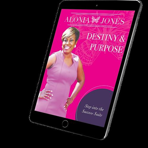 Destiny & Purpose (Audio)