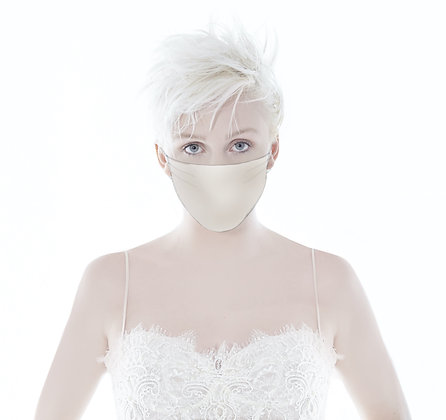 Dress Maker's Muslin Mask (Sold in packages of 3)