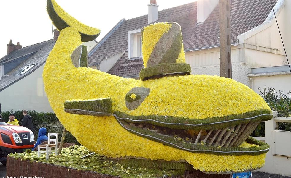 La Moby Dick du Reilly - Quartier du Reilly