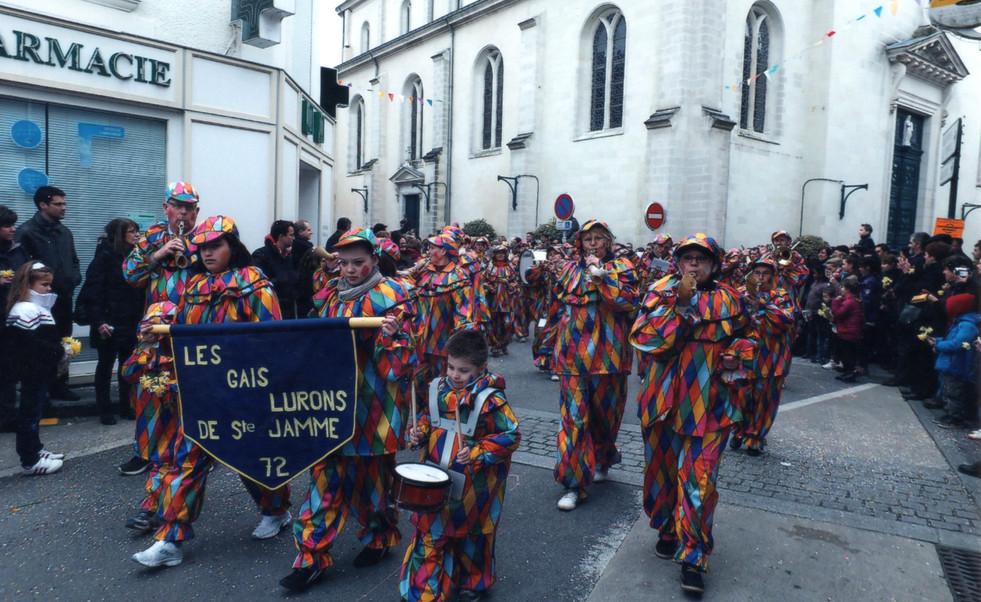 21 - Les gais lurons - Sainte-Jamme-sur-Sarthe (72)