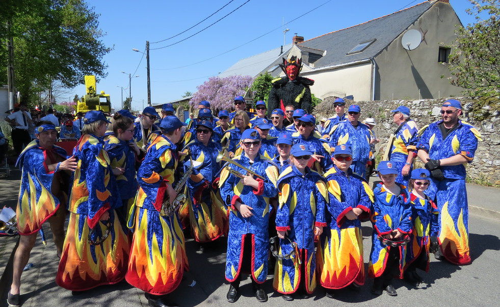 Groupe carnavalesque d'Alizay  - Alizay (27)