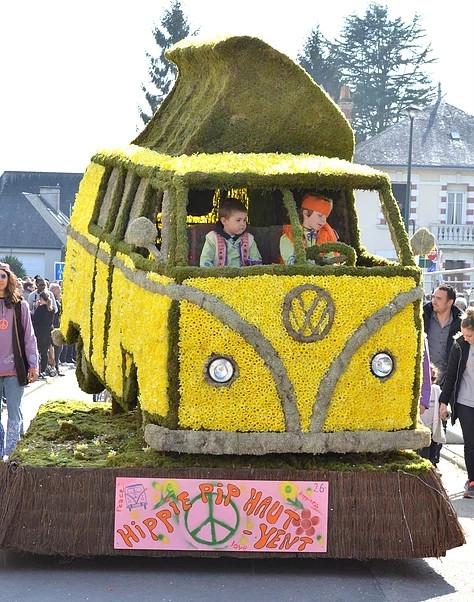 Hippie pip Haut Vent - Quartier du Haut-Vent