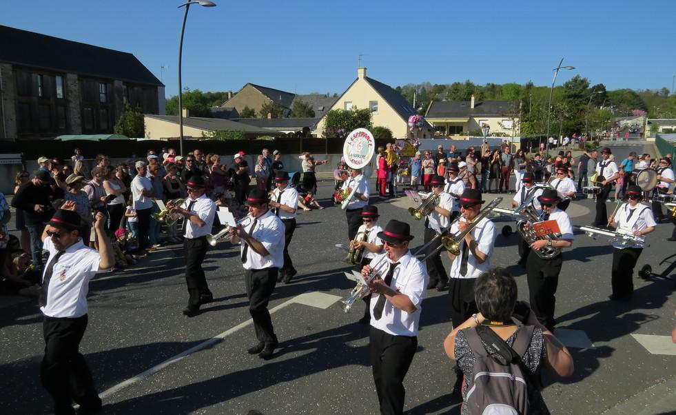 Marching band l'Espérance - La Ferrière (85)