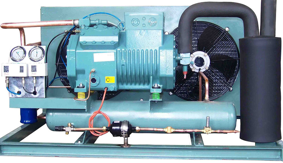 Refrigeration-Equipment-Air-Cooled-Conde