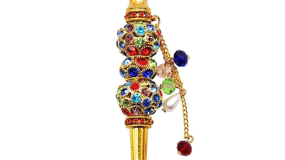 Handmade Inlaid Jewelry Hookah Mouthpiece
