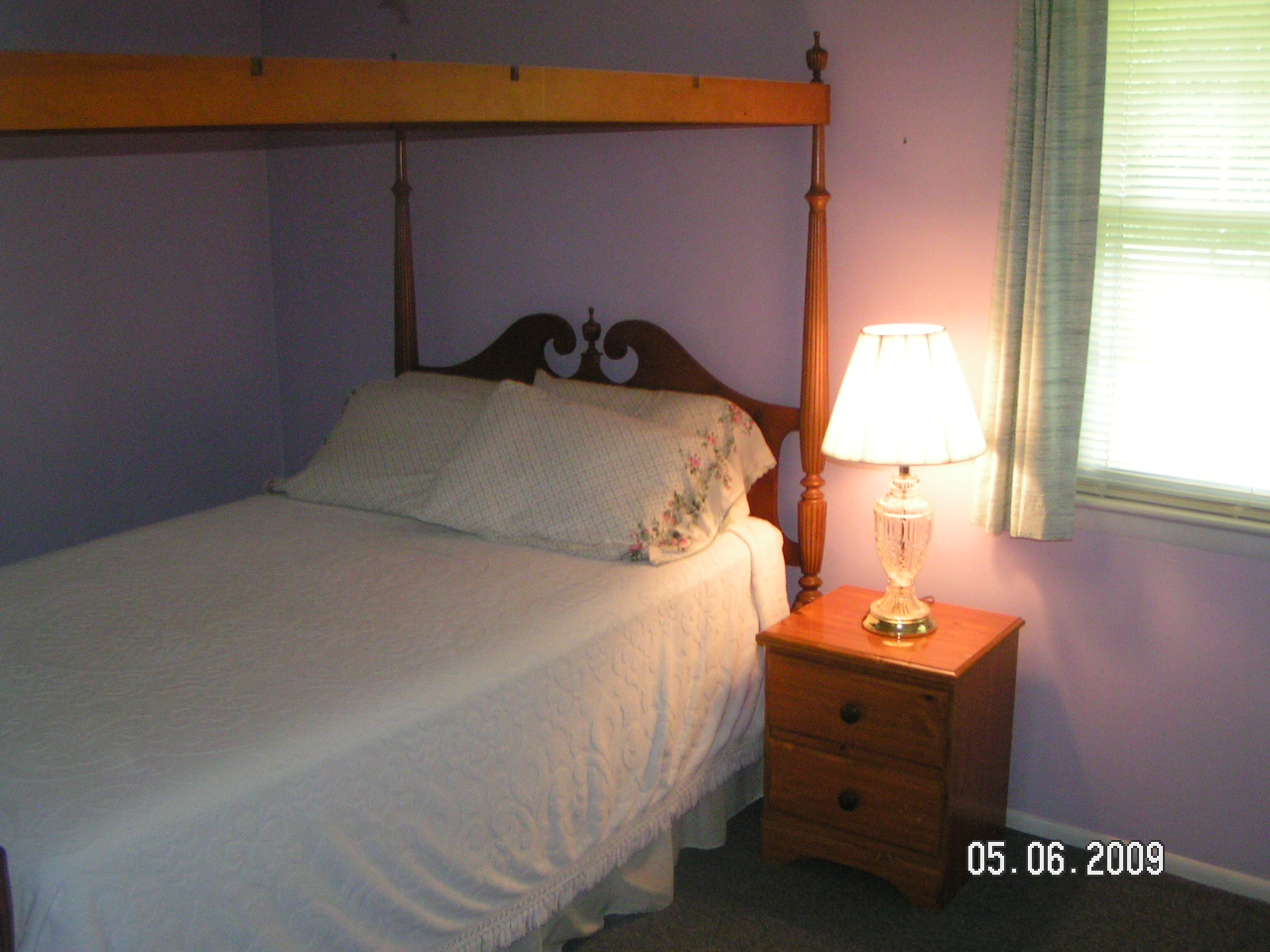Grandma's House Bedroom.JPG