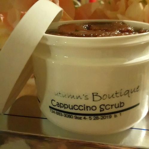 Cappuccino scrub