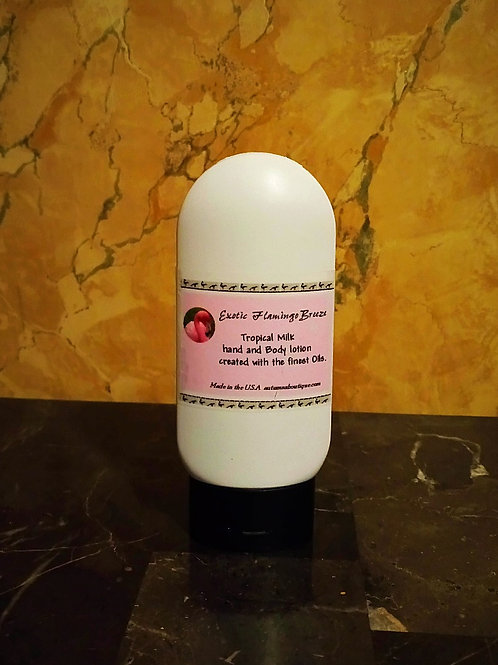 Flamingo Breeze Hand and Body Lotion