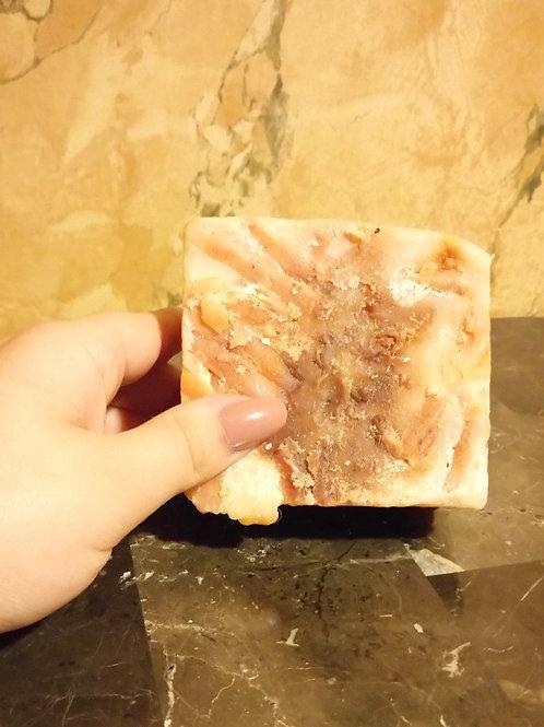 Patcholi Goats Milk Soap