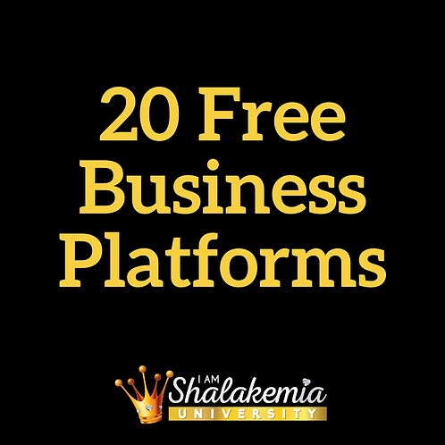 20 Business Marketing Resources