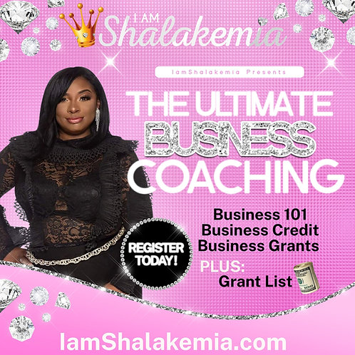 The Ultimate Business Coaching