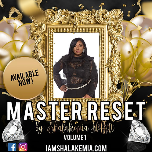 IamShalakemia : Master Reset Volume 1