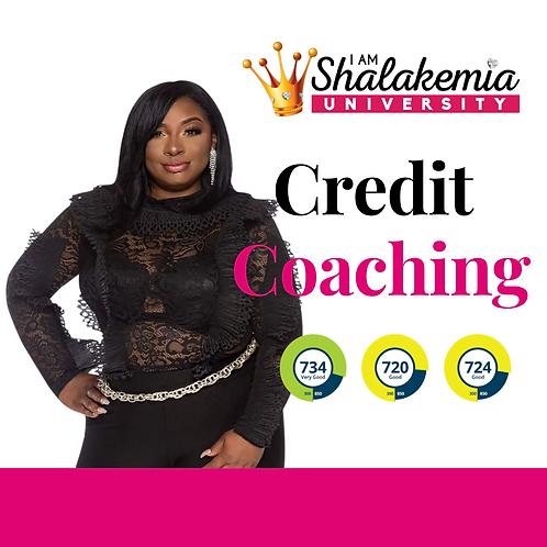 Fix your credit Coaching
